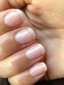 French manucure nude - OPI