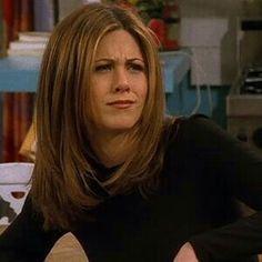 Friends TV Show. - Fushion News Estilo Rachel Green, Rachel Green Hair, Rachel Green Friends, Rachel Green Style, Rachel Green Quotes, Rachel Hair, Serie Friends, Friends Cast, Friends Moments