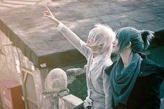 Nezumi (ネズミ) (Castie - WorldCosplay) | No.6 #anime #cosplay