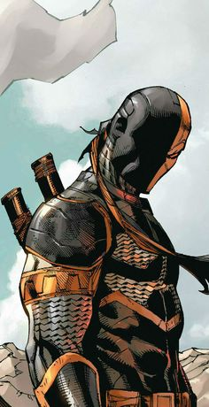 Deathstroke by Tony S Daniel