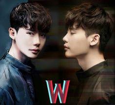 W #leejongsuk #drama #w