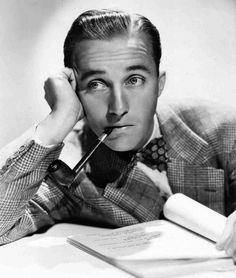 The Bow Tie Crowd.Bing Crosby, 1936.