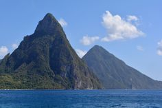 The Pitons Photographic Print and Canvas Wrap http://www.judymtomlinsonphotography.ca/