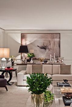 Blanco Interiores: Christina Hamoui para a Artefato...