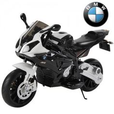 This fully licensed is the envy of all other kids ride-on motorbikes. With working lights, sounds and attention to detail it is sure to turn heads. Rubber wheels and added anti-tip training wheels make for an incredibly smooth ride. Best Motorbike, Motorcycle, Bmw Bike Price, Motorbike Insurance, Bmw 1000rr, Bmw Key, Electric Scooter For Kids, Cheap Bikes, Bmw Models