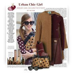 """""""Urban chic girl"""" by fashion-architect-style ❤ liked on Polyvore featuring Hemingway, White Stuff, Harrods, Burberry, Derek Lam and Linda Farrow"""