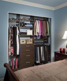 Tailored Living Closet Walk In, Organization, Storage, Home Remodel  949.209.9169