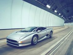 Help Us Find a Buyer for This Virtually Brand New Jaguar XJ220: ClassicCarChasers.com _____________________________________________ 1994 Jaguar XJ220 442 Original Miles @WeAreCurated @AlbertManduca POR It is quite possible that the late 1980s and early 1990s spawned the greatest cars of our time. The Germans pushed the boundaries of technology making the Porsche 959 the Italians stunned the world with the exciting Ferrari F40 and the British stole the supercar show with the Mclaren F1...