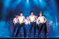"""The Full Monty"" on 10th - 19th September, 2015 at 7:30 pm. In 1997, a British film about six out-of-work Sheffield steelworkers with nothing to lose took the world by storm! Category: Arts 