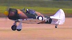 RAAF Spitfire, Kittyhawk And The Rare Boomerang In Action! | World War Wings Videos