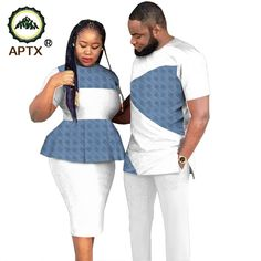 Couples African Outfits, Couple Outfits, African Attire, African Wear, Couple Clothes, African Dresses For Kids, African Clothing For Men, Latest African Fashion Dresses, African Print Fashion