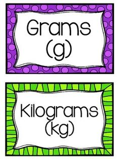 how to make grams to kilograms