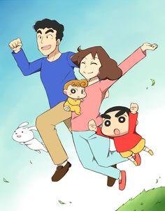 shin chan - Google Search Sinchan Cartoon, Cute Cartoon Drawings, Bff Drawings, Cartoon Characters, Sinchan Wallpaper, Cartoon Wallpaper Hd, Disney Wallpaper, Crayon Shin Chan, Cartoon Familie
