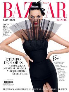 Harper's Bazaar Brasil - Setembro 2015