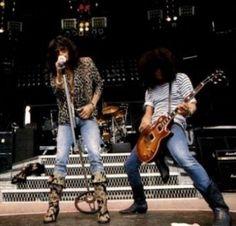 Slash and Steven Tyler Steven Tyler, Liv Tyler, Saul Hudson, Velvet Revolver, Blue Army, Love Me Forever, Aerosmith, Rock N Roll, Joe Perry