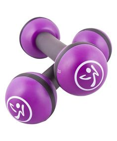 Purple 2.5-Lb. Toning Stick - Set of Two