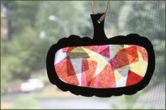 toddler halloween crafts - Google Search