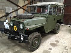 Original rare Land Rover lightweight 2a totally original