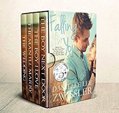 Author Danielle Lee Zwissler –  Falling for You Boxed Set. The Falling for You Series. #romance, #contemporary, #kindle, #bookboost,