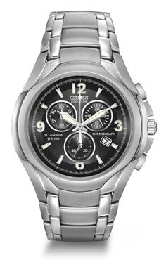SIEMER JEWELERS AT0940-50E CITIZEN ECO DRIVE WATCH