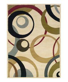 Creative Floors: Rugs on #zulily