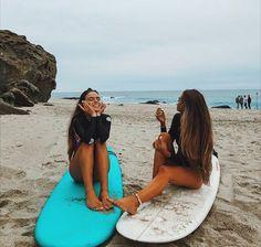 Summer Pictures, Beach Pictures, Surfing Pictures, Best Friend Photos, Beach Aesthetic, Summer Dream, Summer Surf, Surf Style, Surf Girls