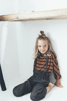 minimalista moda infantil