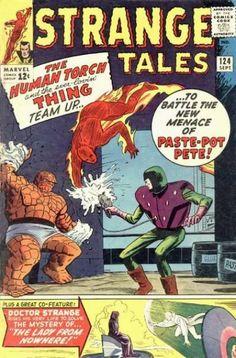 Stranger Tales #124 (Sep 1964)