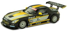 Scalextric - Mercedes Benz SLS GT3 Erebus