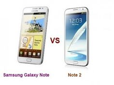 The Samsung Galaxy Note vs Note 2 are two amazing devices of the company having rich specifications in every department. Find out more on their comparison.