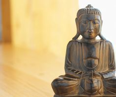 how to create a serene yoga spot
