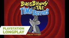 Bugs Bunny & Taz: Time Busters | Playstation Longplay The Wascally Wabbit & Tasmanian Terror adventure through time to recover the precious Time Gem from Daffy Duck.  A loose sequel to the previous Bugs Bunny Playstation game Bugs Bunny: Lost in Time the game is a 3D platformer featuring Bugs Bunny & Taz from the Looney Tunes universe. Players can control any one of them or both at the same time with the analogue sticks!  This has been a classic for my childhood. One of the best games I have…
