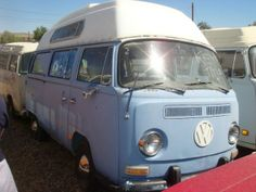 This is similar to my 1971 VW Bus, which has a fiberglass high top.