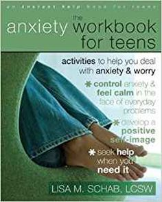 The Paperback of the The Anxiety Workbook for Teens: Activities to Help You Deal with Anxiety and Worry by Lisa M. Schab at Barnes & Noble. How To Treat Anxiety, Deal With Anxiety, Social Anxiety, Activities For Teens, Climate Change, Cooking