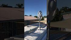 Winegard Conversion to Saturn 3000 operation Rainbow Beach Qld, Wind Turbine, Conversation