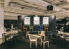 L'Abbate Italia: Northmodern 2016 Trade Show Design, Conference Room, Chair, News, Table, Furniture, Home Decor, Italia, Decoration Home