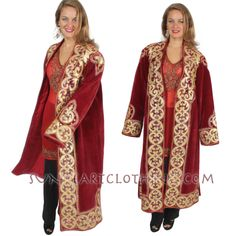 SunHeart Vintage Samarkand Wedding Coat