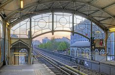 Görlitzer Bahnhof, Berlin, Germany