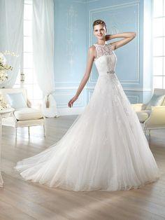 HAMATT / Wedding Dresses / Glamour 2014 Collection / San Patrick