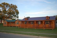 Our log cabin kits are for the budget minded do-it-yourself builders. Choose your style, size and desired features and our Amish crew will prepare and ship you a ready to build kit. All of our cabins are put together with screws for superior strength and long lasting durability. See the Amish Construction page of …