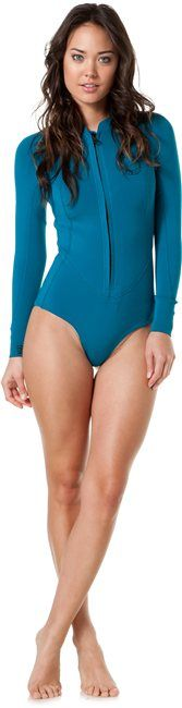 BILLABONG CHEEKY 2MM SPRING SUIT > Gear > Wetsuits > Womens Wetsuits | Swell.com
