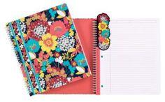 Vera Bradley notebook