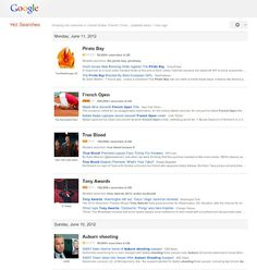 Find out what people are searching for with the updated Hot Searches list ~ Jaiser Abbas