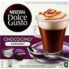 NESCAFÉ Dolce Gusto Chococino Caramel 16 Capsules 204,8 g