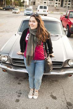 Mustang 76...