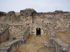 Las Ruinas Arqueologia Romano siglo 17 - Valeria