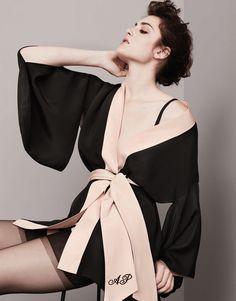 Kiki Kimono by Agent Provocateur