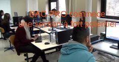http://www.labaraquetv.fr/ MERCI et BRAVO à Hannan, Lorane, Muhammed, Nathan et Nadir étudiants à l'IUT du Creusot, pour le film qu'ils ont réalisé sur la 1ère prépa pro commerce du Lycée Léon Blum, dans le cadre de leur projet tuteuré avec LA BARAQUE TV.