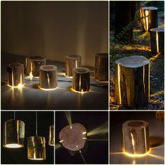 Uncan sea thing designer lamps