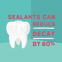 Sealants really help prevent childhood cavities.  Be sure to ask you dentist.
